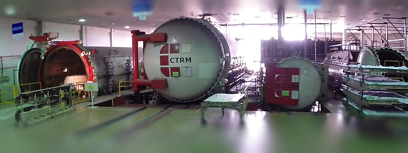 CTRM Aerostructure Product and Services